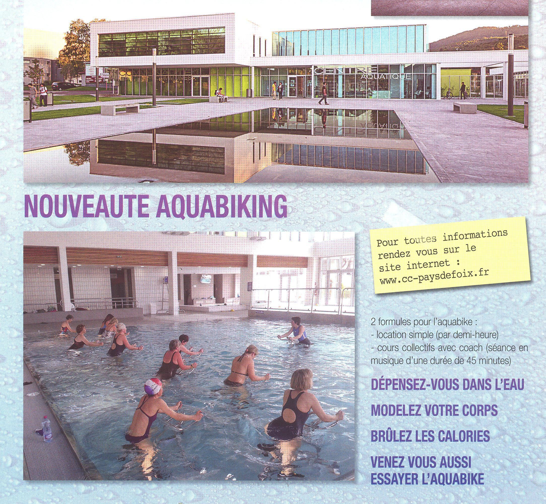 Foix en ari ge09 nouveaut la piscine de foix les g tes de ruffi en ari ge site de - Office de tourisme de foix ...