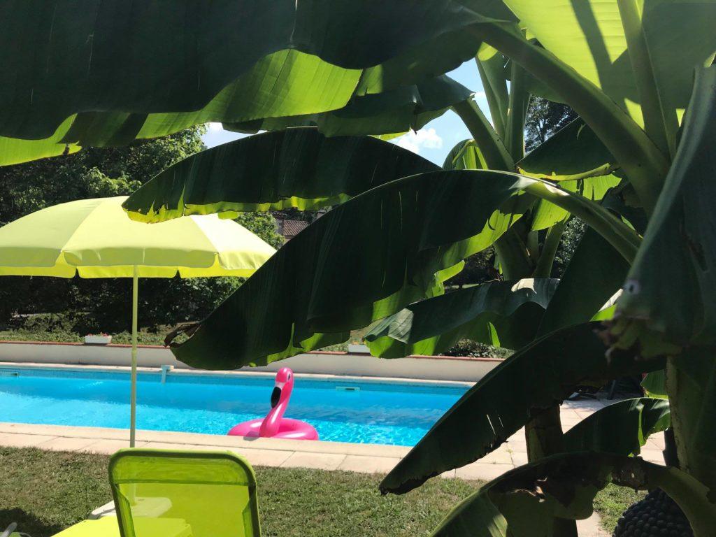 gîte ariège piscine